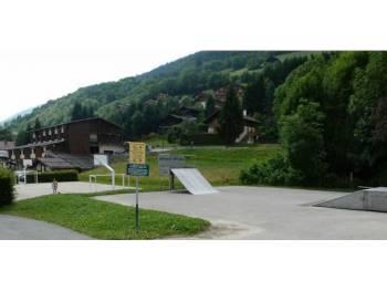 Skatepark du Grand Bornand