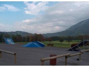 Skatepark de Villaz