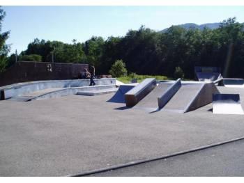 Skatepark de Boëge