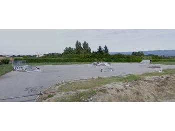 Skatepark d'Etoile-sur-Rhône