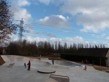Skatepark de Clamart