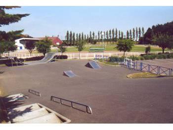 Skatepark de Landivisiau
