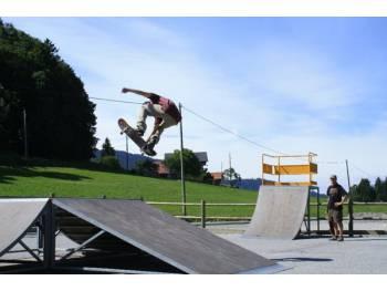 Skatepark de Bellevaux
