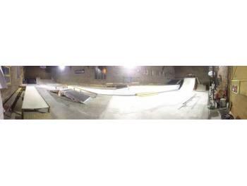 Skatepark indoor de Chauny