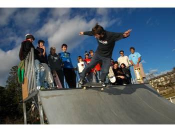 Skatepark d'Osséja