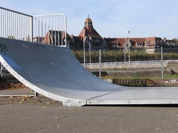 Skatepark Chamars