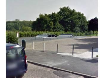 Skatepark de la Bergeonnerie à Tours