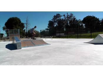 Skatepark de Lansargues (nouveaux modules)