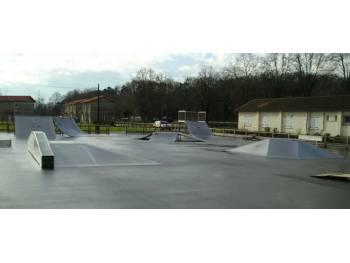 Skatepark de Thol