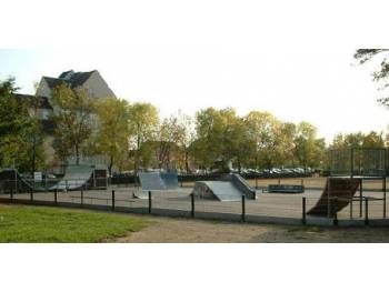 Skatepark de Lagny-sur-Marne
