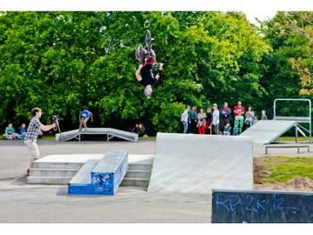 Skatepark de Saint-Avertin