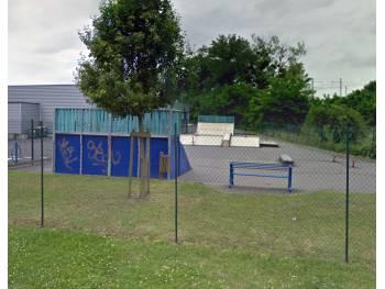 Skatepark de Montlouis-sur-Loire