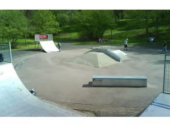 Skatepark de Villers-lès-Nancy