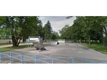 Skatepark de Tavaux