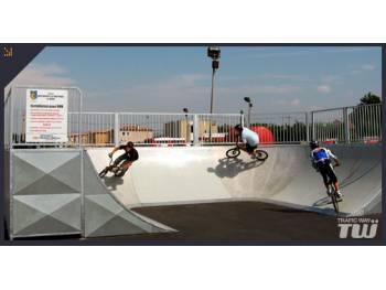 Skatepark de Châteauneuf-les-Martigues