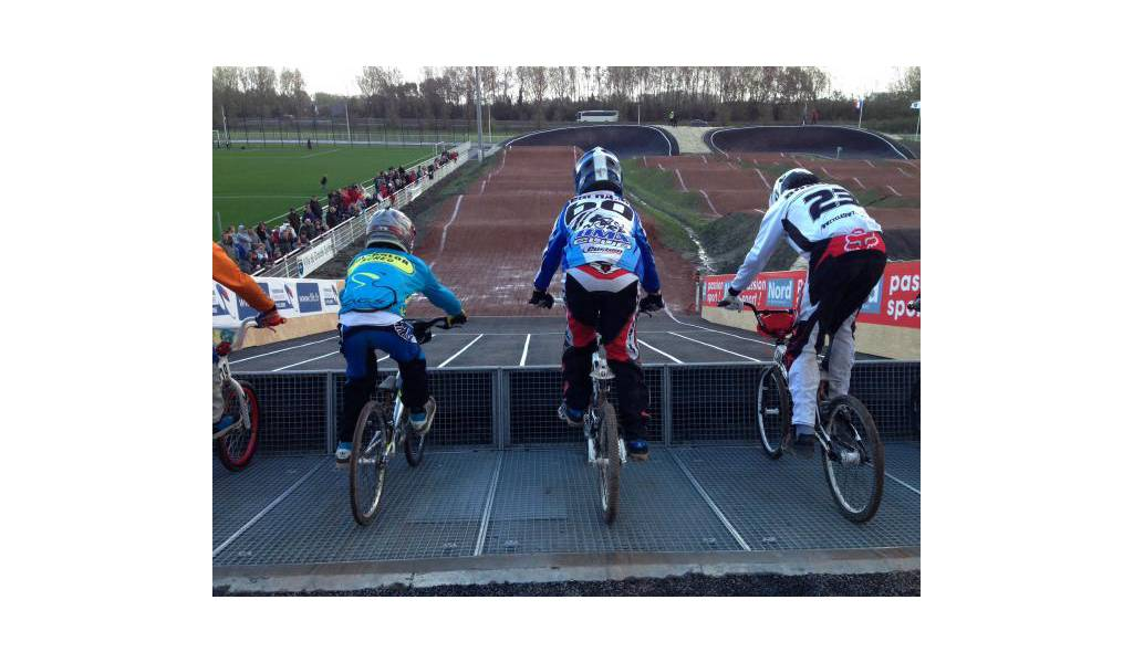 course bmx grande synthe