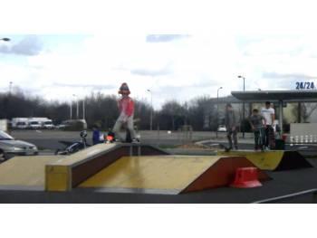 Skatepark de Chalonnes-sur-Loire