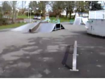 Skatepark d'Avrillé