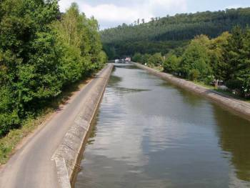 Piste du canal de la Marne au Rhin