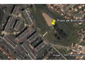 Circuit routier de Breuillet