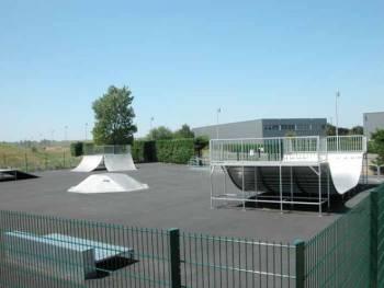 Skatepark de Lisses