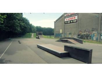 Skatepark de Lesquin