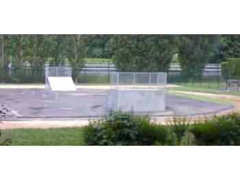 Skatepark de Rochetaillée-sur-Saône