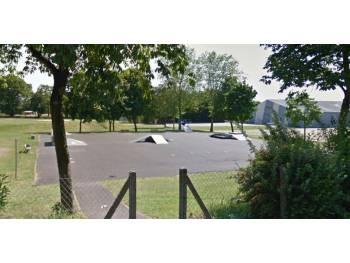 Skatepark d'Allonnes