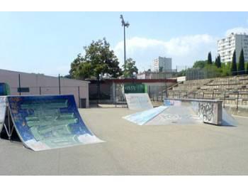 Skatepark de Bagnols-sur-Cèze