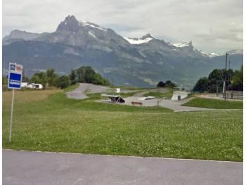 Skatepark de Combloux