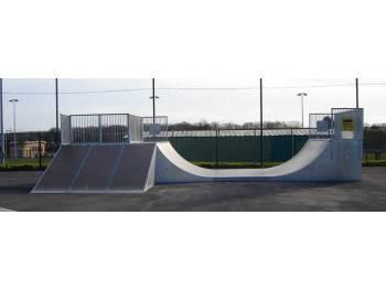 Skatepark de Fleury-Mérogis