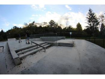 Skatepark de Charbonnières-les-Bains