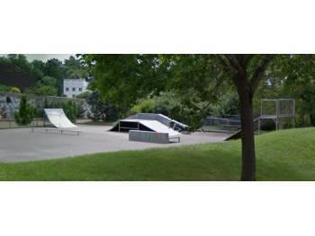 Skatepark de La Mulatière