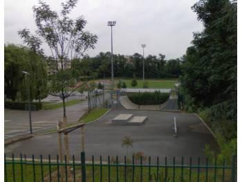 Skatepark de Tassin-la-Demi-Lune