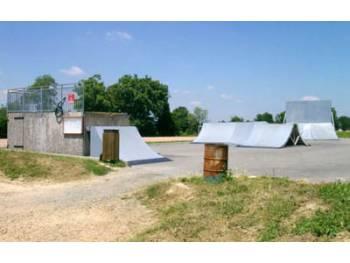Skatepark de Bâgé-la-Ville