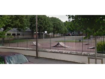 Skatepark de L'Île-Saint-Denis