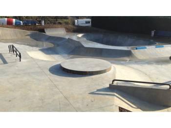 Skatepark de Clamart (photo : merci à PMG)
