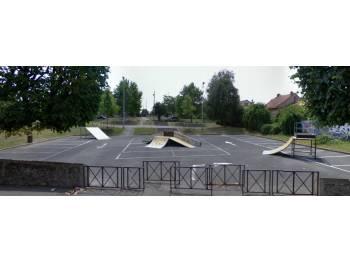 Skatepark de Villeneuve-le-Roi