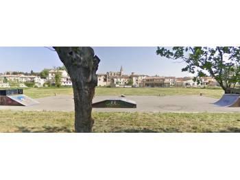 Skatepark de Caumont-sur-Durance