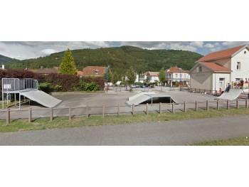 Skatepark de Rupt sur Moselle