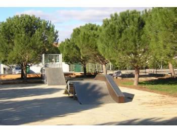 Skatepark de Thézan-lès-Béziers