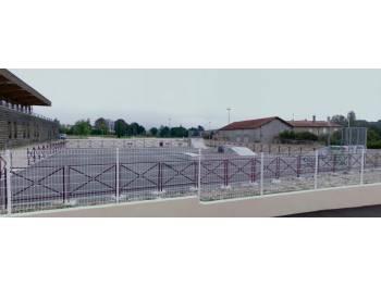 Skatepark de Beaumont-lès-Valence 