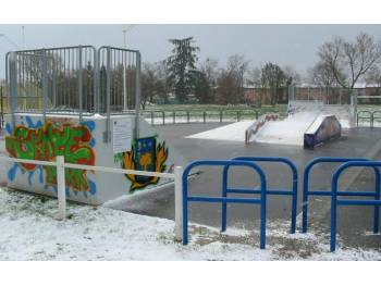 Skatepark de La salvetat-Saint-Gilles