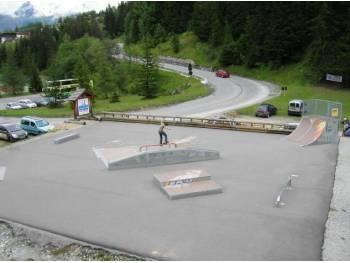 Skatepark de Couchevel