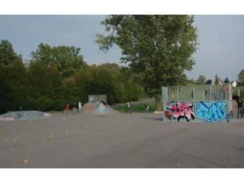 Skatepark de Menucourt