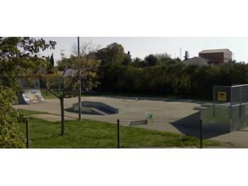 Skatepark de Châteauneuf-du-Pape