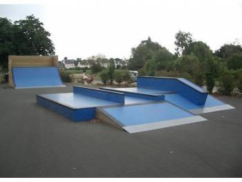 Skatepark de Pont l'Abbé