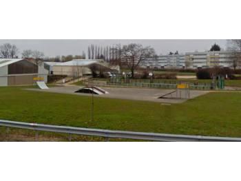 Skatepark de Charnay-lès-Mâcon