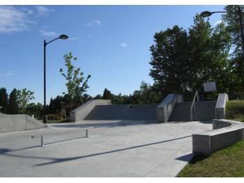 skatepark de lac beauport. Black Bedroom Furniture Sets. Home Design Ideas