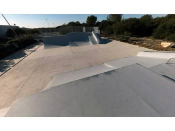 Skatepark de Castelnau-le-Lez